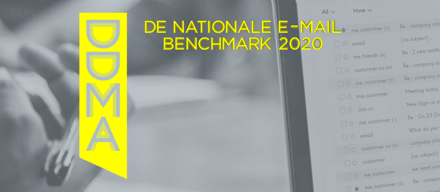DDMA Nationale E-mail Benchmark 2020